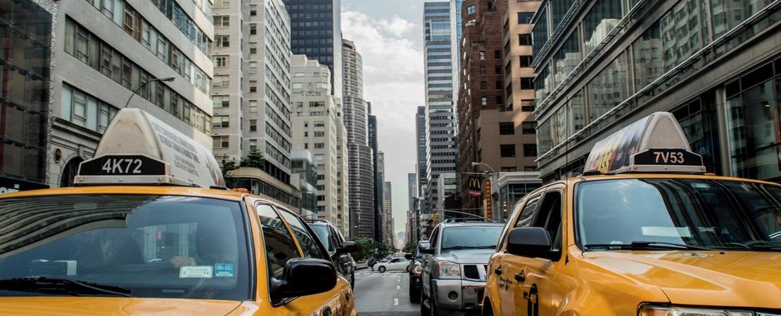Taxi a New York