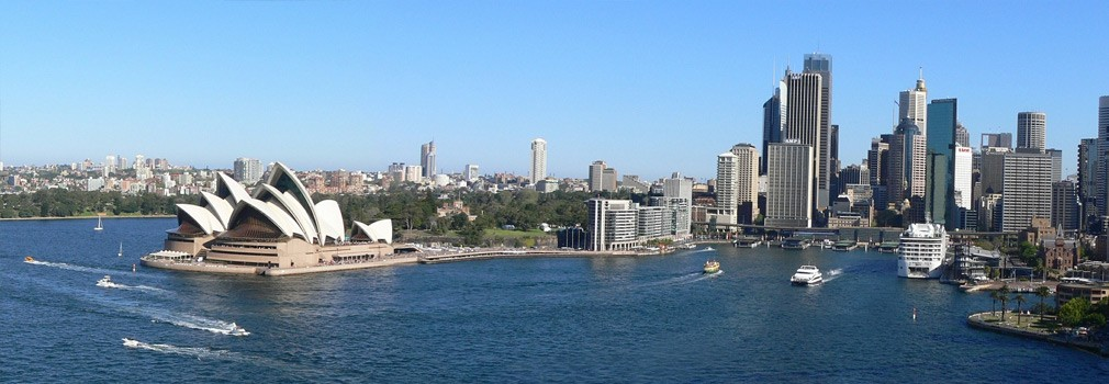 La Sydney Opera House, l'edificio più famoso dell'Australia