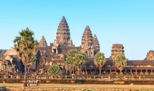 Visto Cambogia