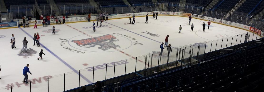 Hockey su ghiaccio in Canada