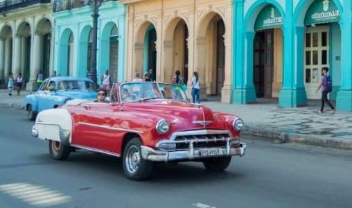 Visto Cuba