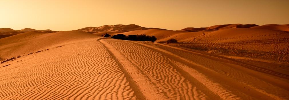 Deserto in Egitto