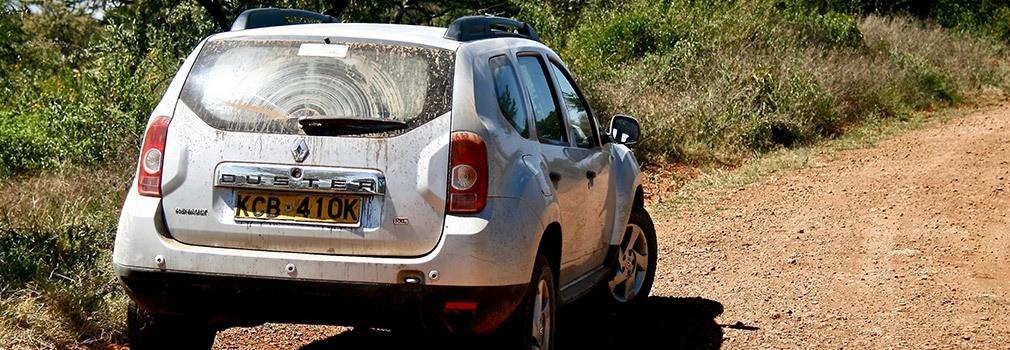 Noleggiare un'auto in Kenya
