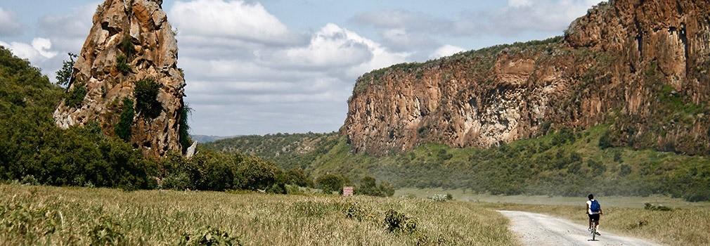 Hells Gate, Kenya