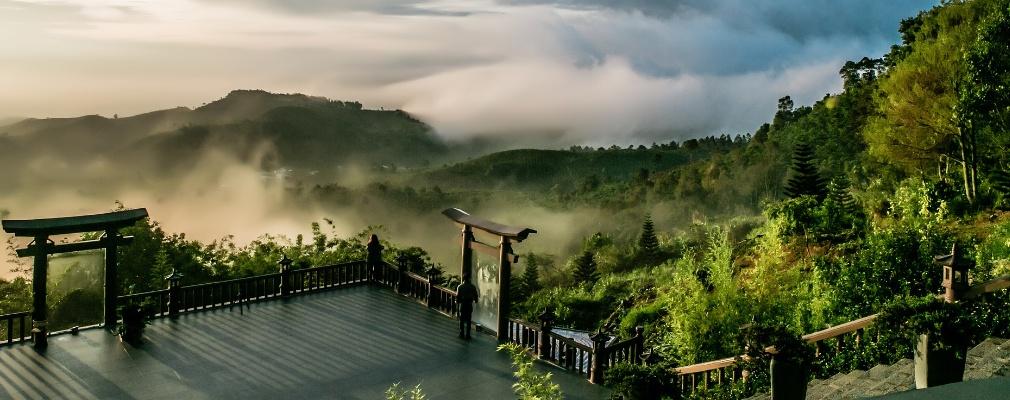 Pagoda in Vietnam